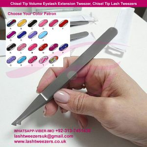 Chisel-Tip-Volume-Eyelash-Extension-Tweezer-Chisel-Tip-Lash-Tweezers