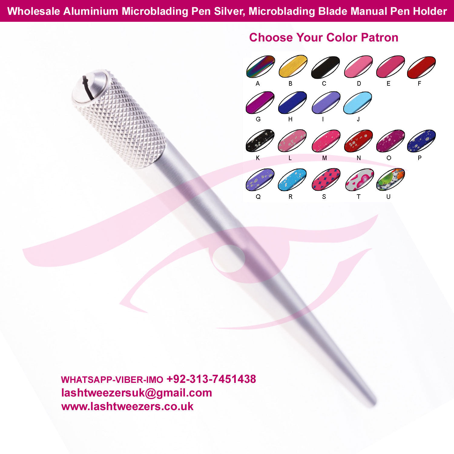 Wholesale-Aluminium-Microblading-Pen-Silver-Microblading-Blade-Manual-Pen-Holder